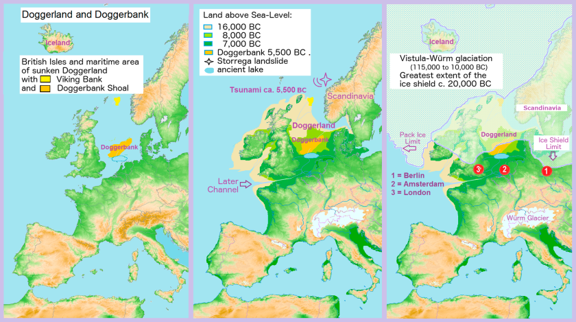 Doggerland Francis Lima wikimedi commons