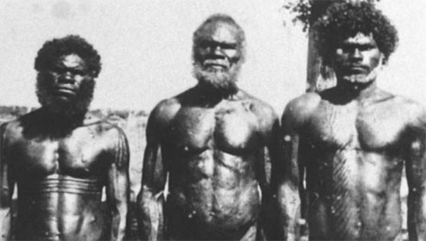 Musculature aborigènes